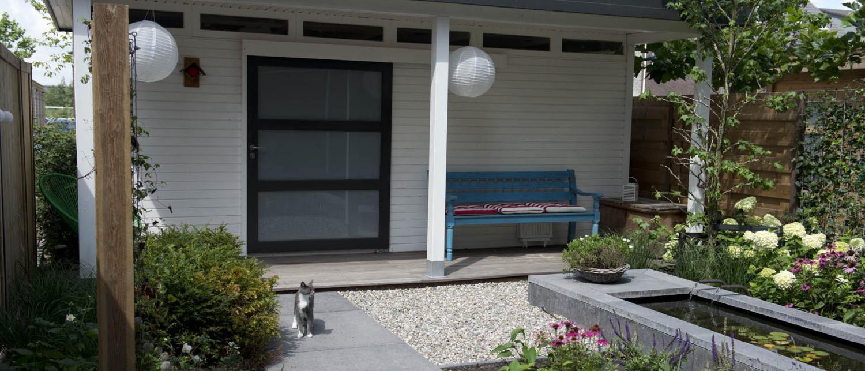 Rodenburg tuinen home for Spiegelvijver maken