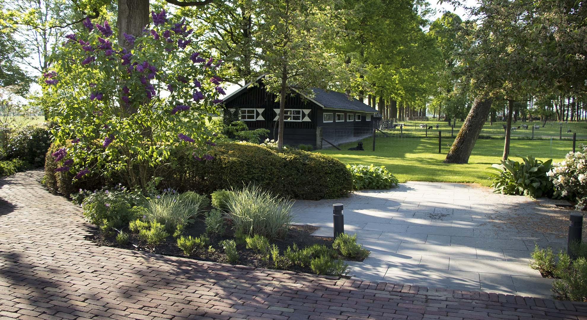Boerderijtuin bij landgoed Woerden - Foto 8