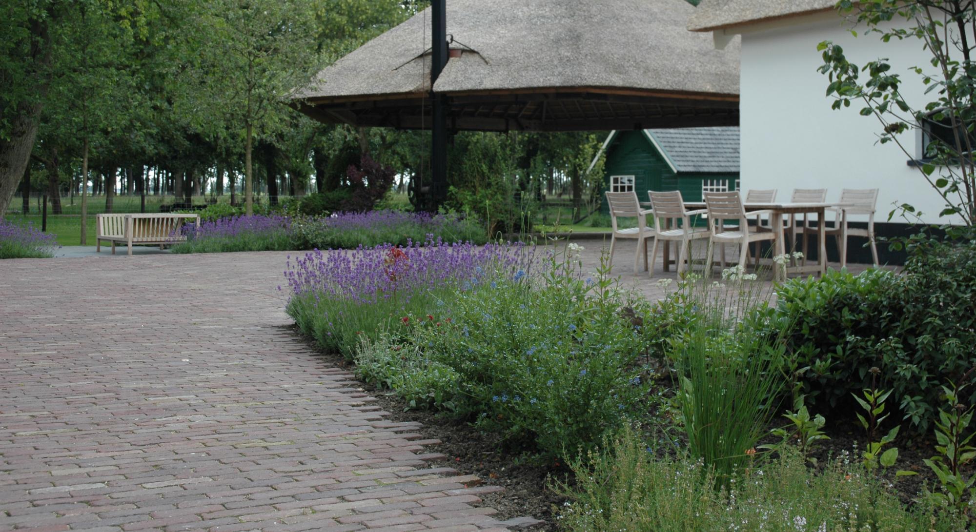 Boerderijtuin bij landgoed Woerden - Foto 10