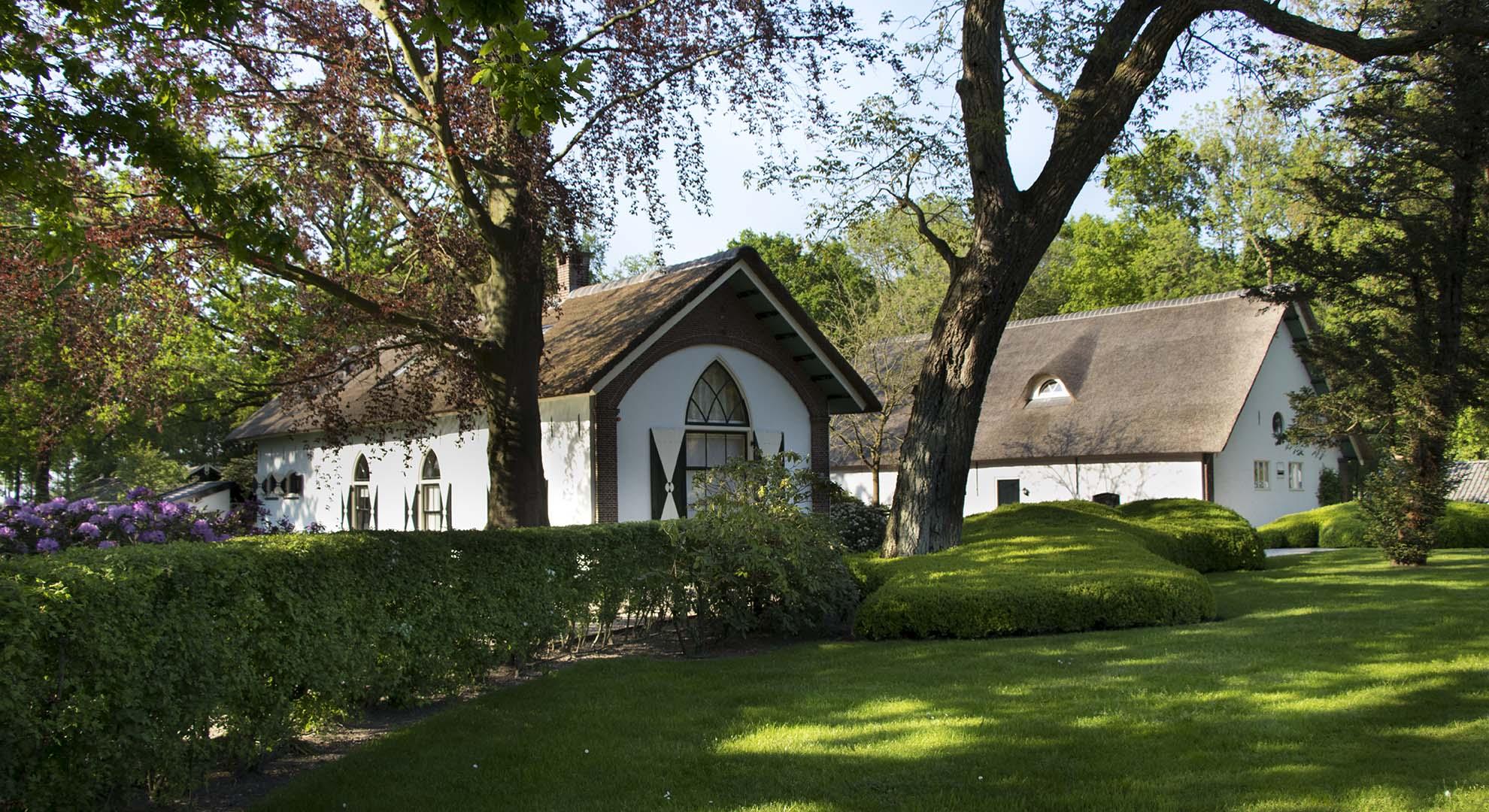 Boerderijtuin bij landgoed Woerden - Foto 4
