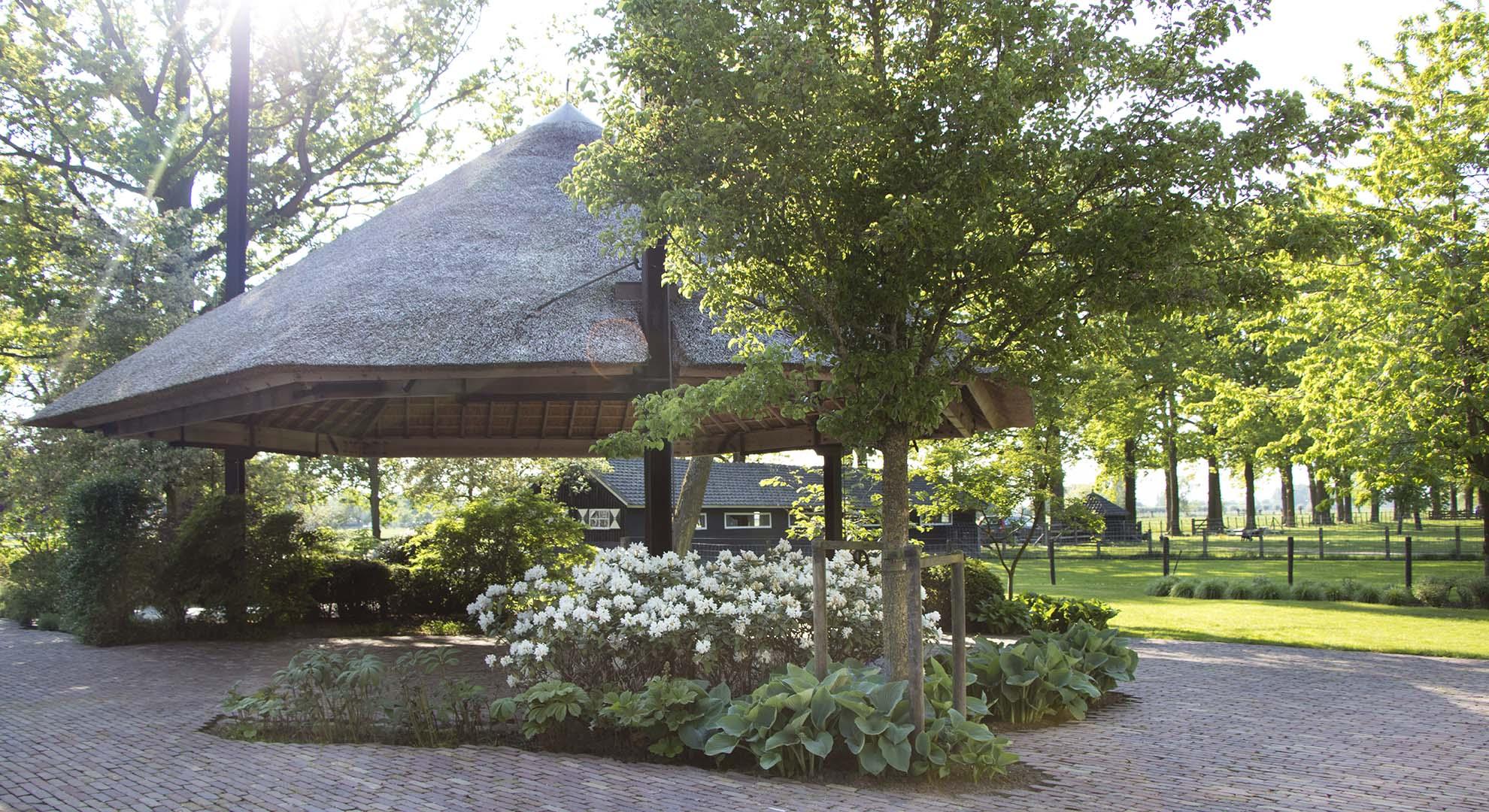 Boerderijtuin bij landgoed Woerden - Foto 3