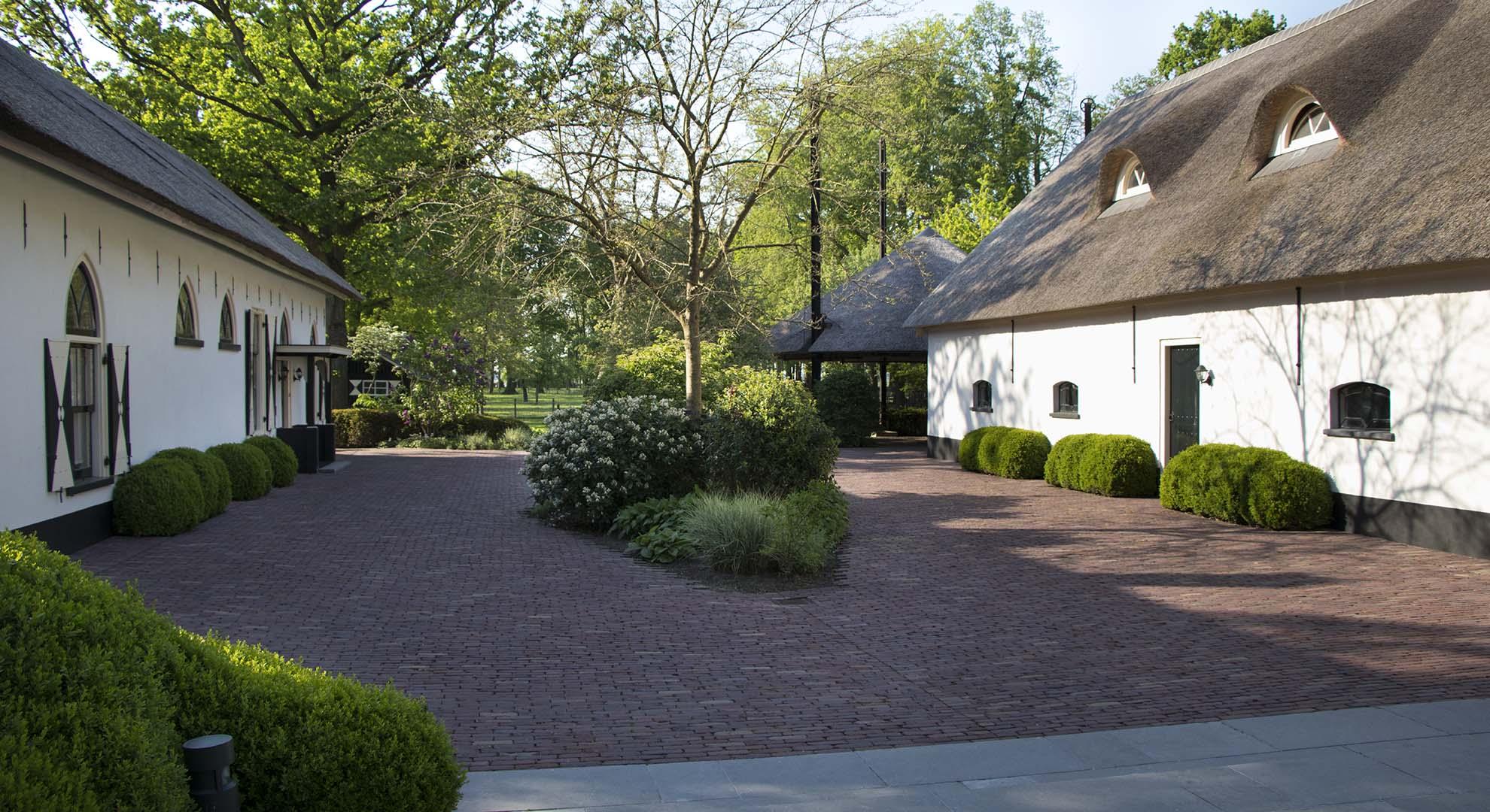 Boerderijtuin bij landgoed Woerden - Foto 5
