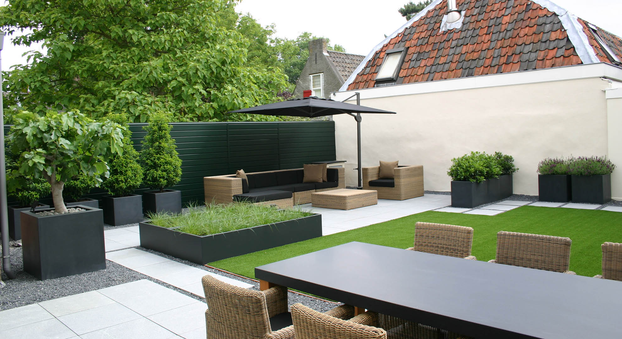 Daktuin in Utrecht - Foto 1