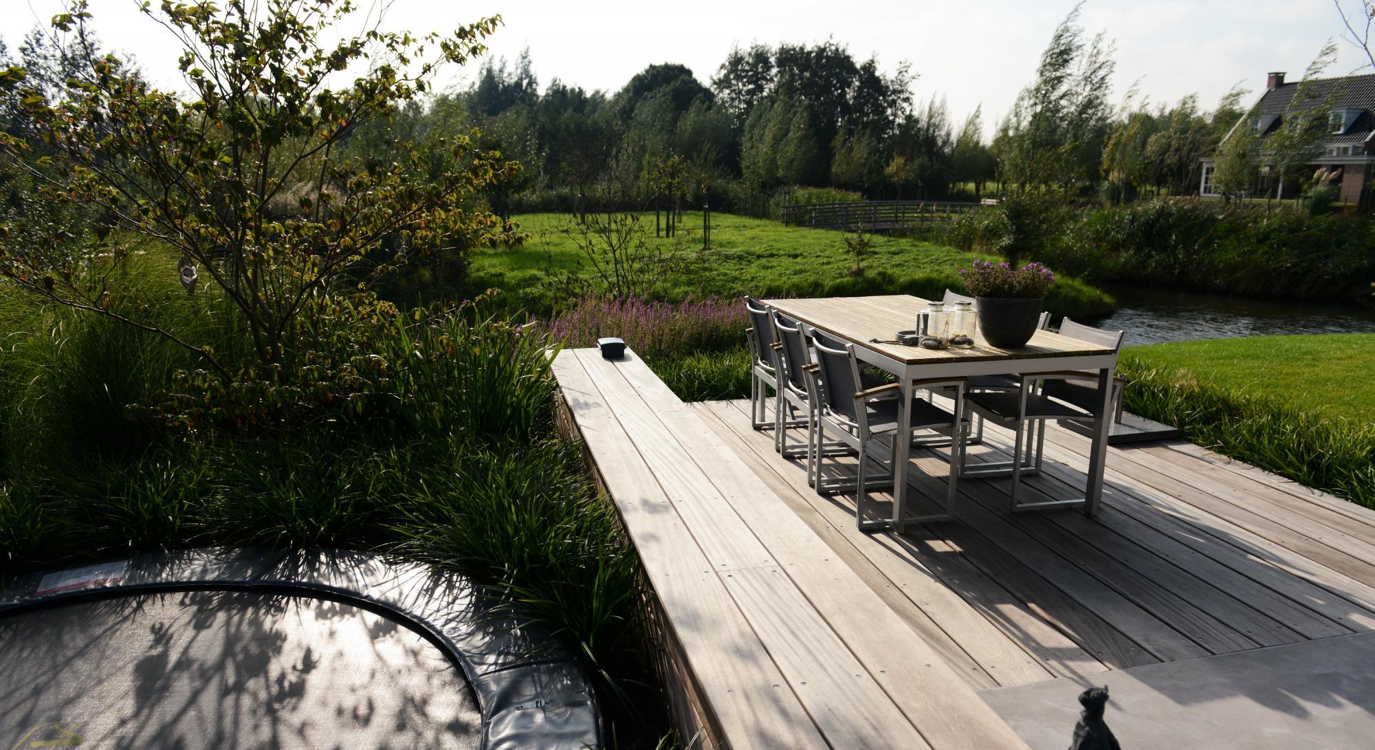 Eigentijdse villa aan het water - Foto 5