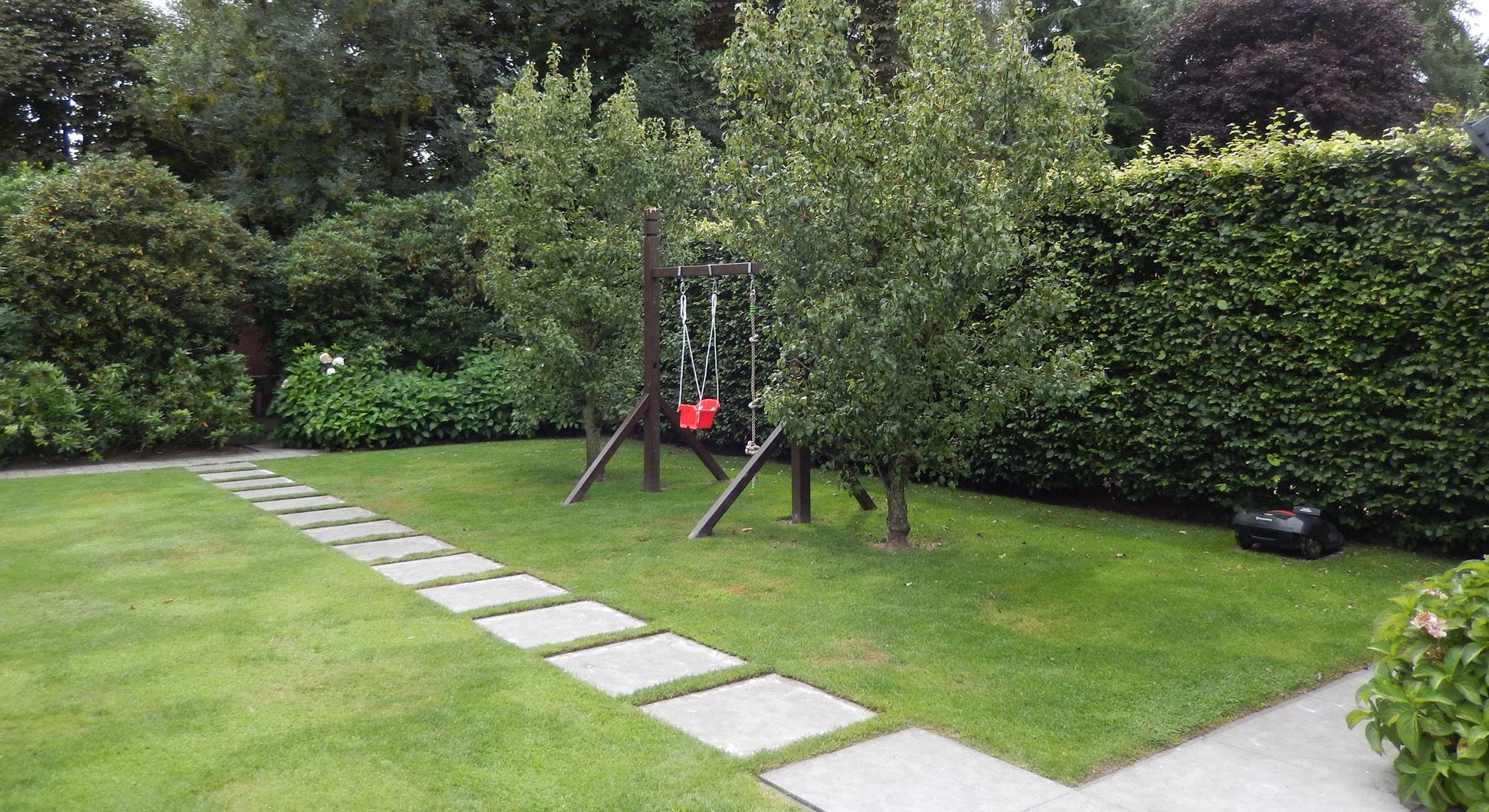 Kindvriendelijke villatuin  - Foto 4