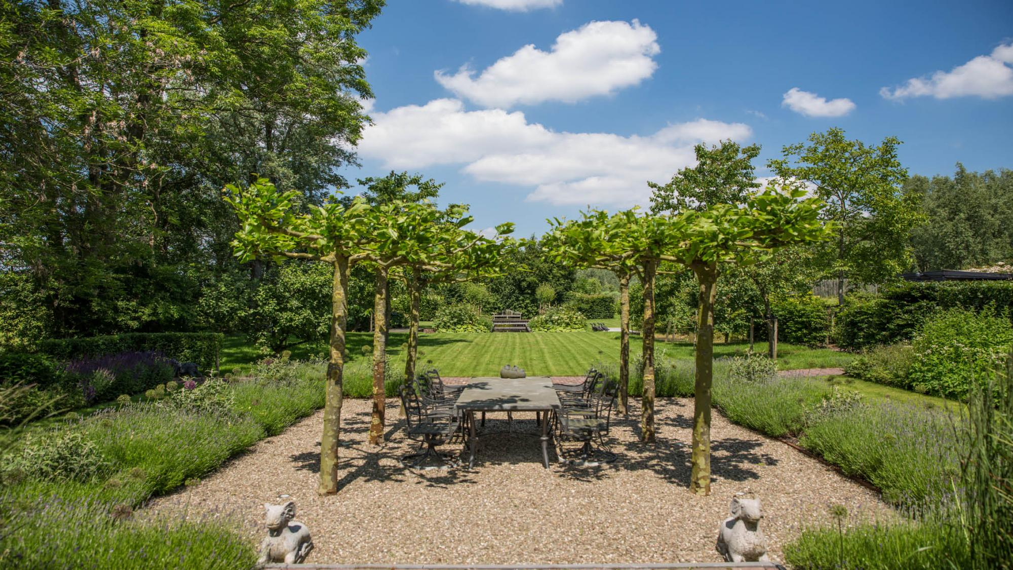 Landelijke tuin in de polder - Foto 3