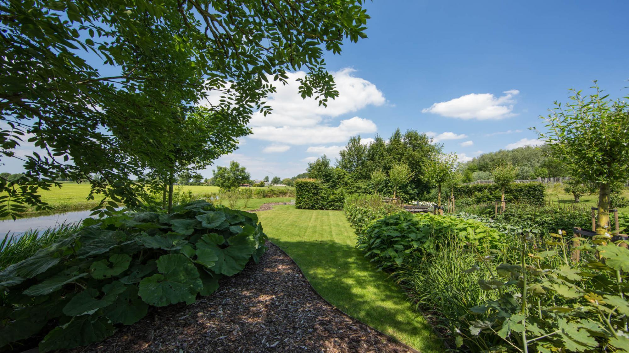 Landelijke tuin in de polder - Foto 8