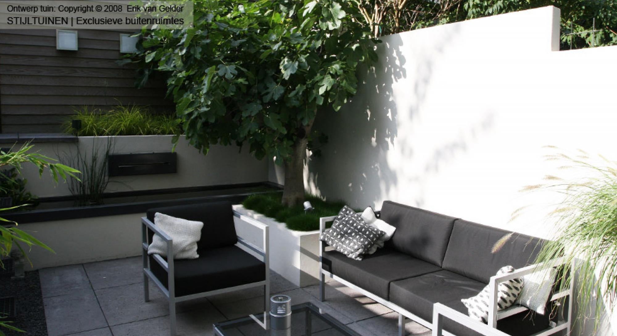 Moderne tuin Amsterdam - Foto 2