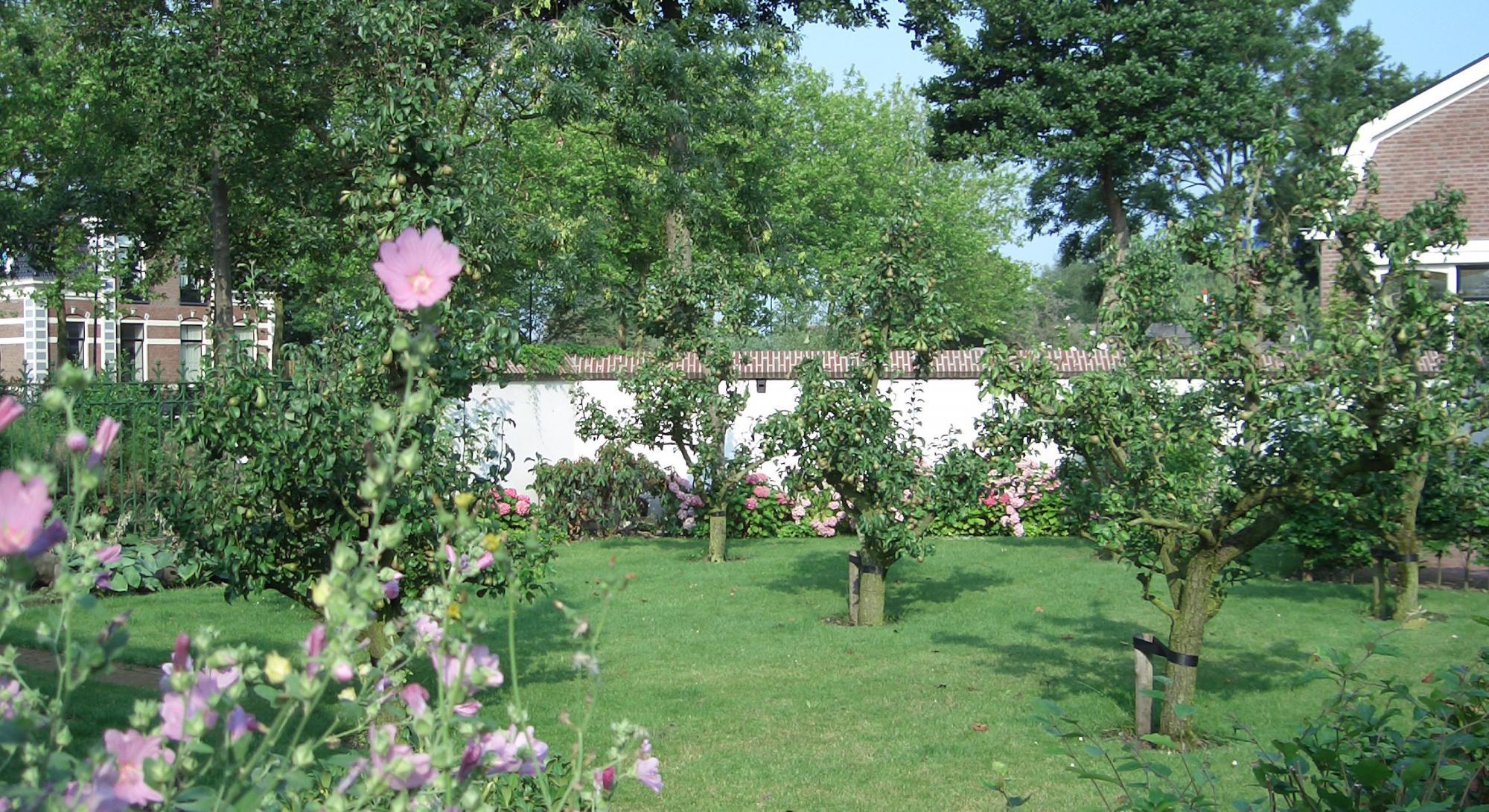 Natuurlijke tuin met aansluiting op de Oude Rijn - Foto 3