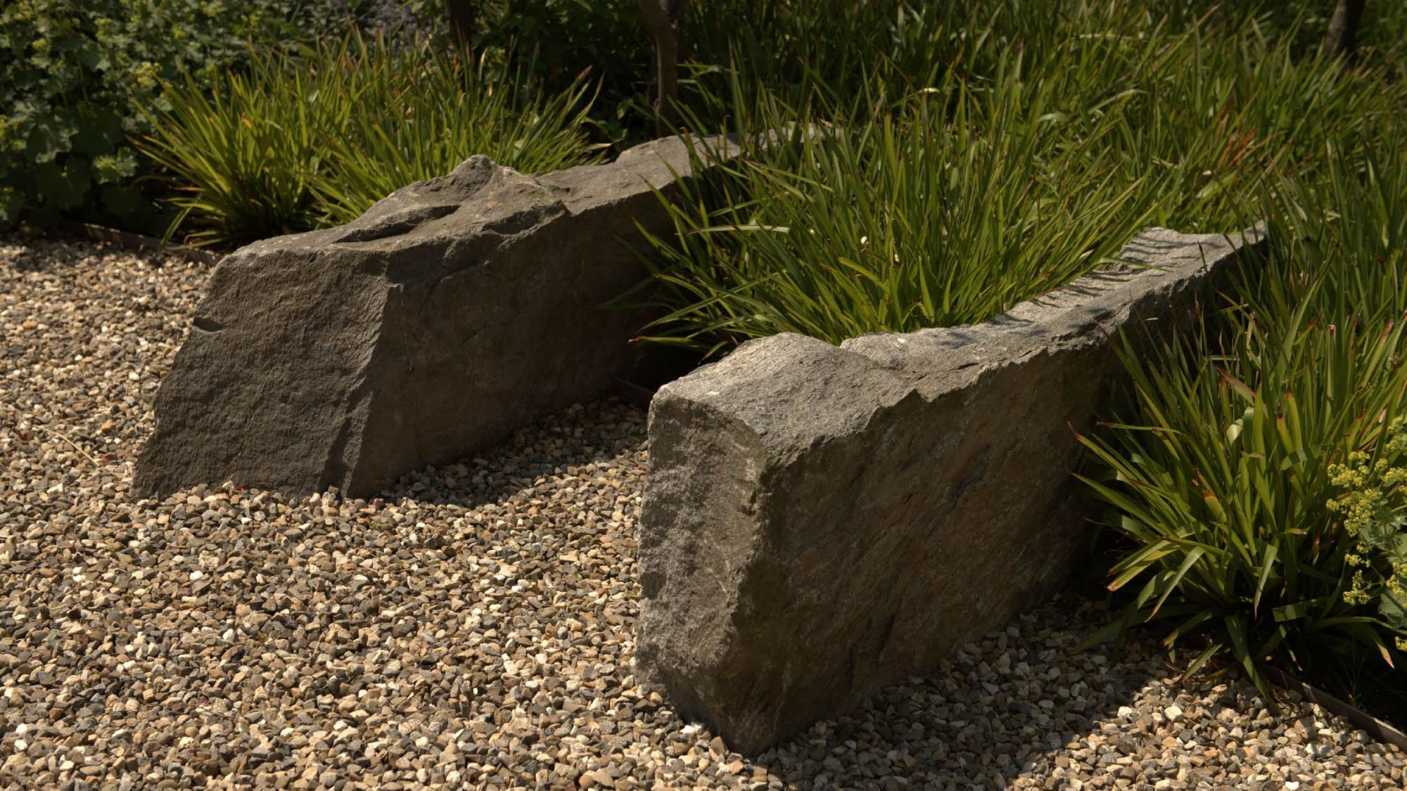 Natuurlijke tuin rondom een hoekwoning - Foto 7