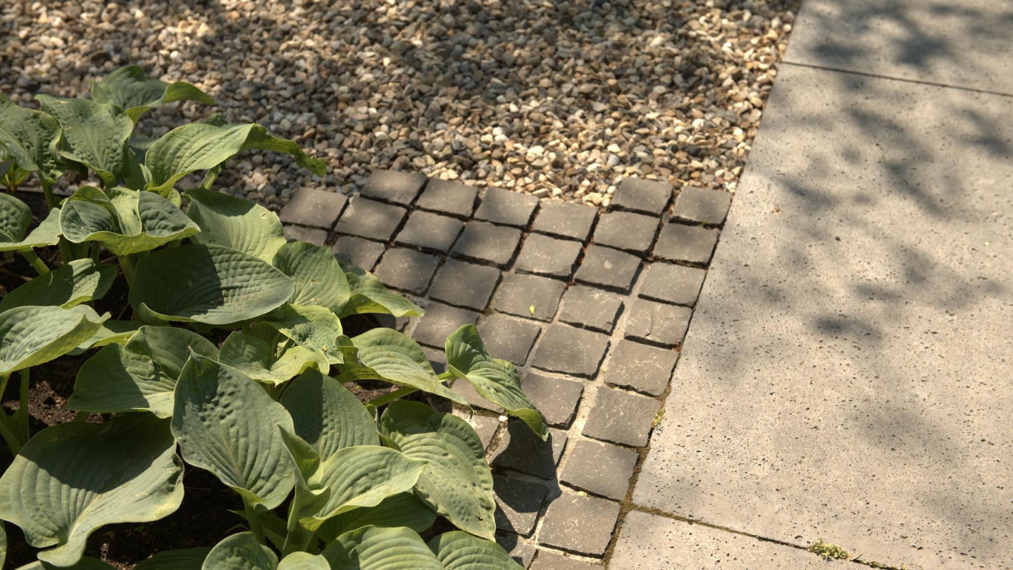 Natuurlijke tuin rondom een hoekwoning - Foto 4