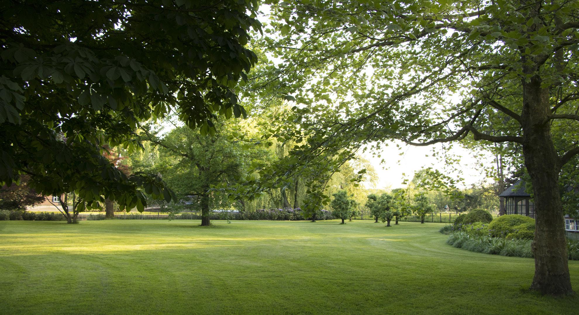 Particuliere tuin aan de oude Rijn - Foto 7
