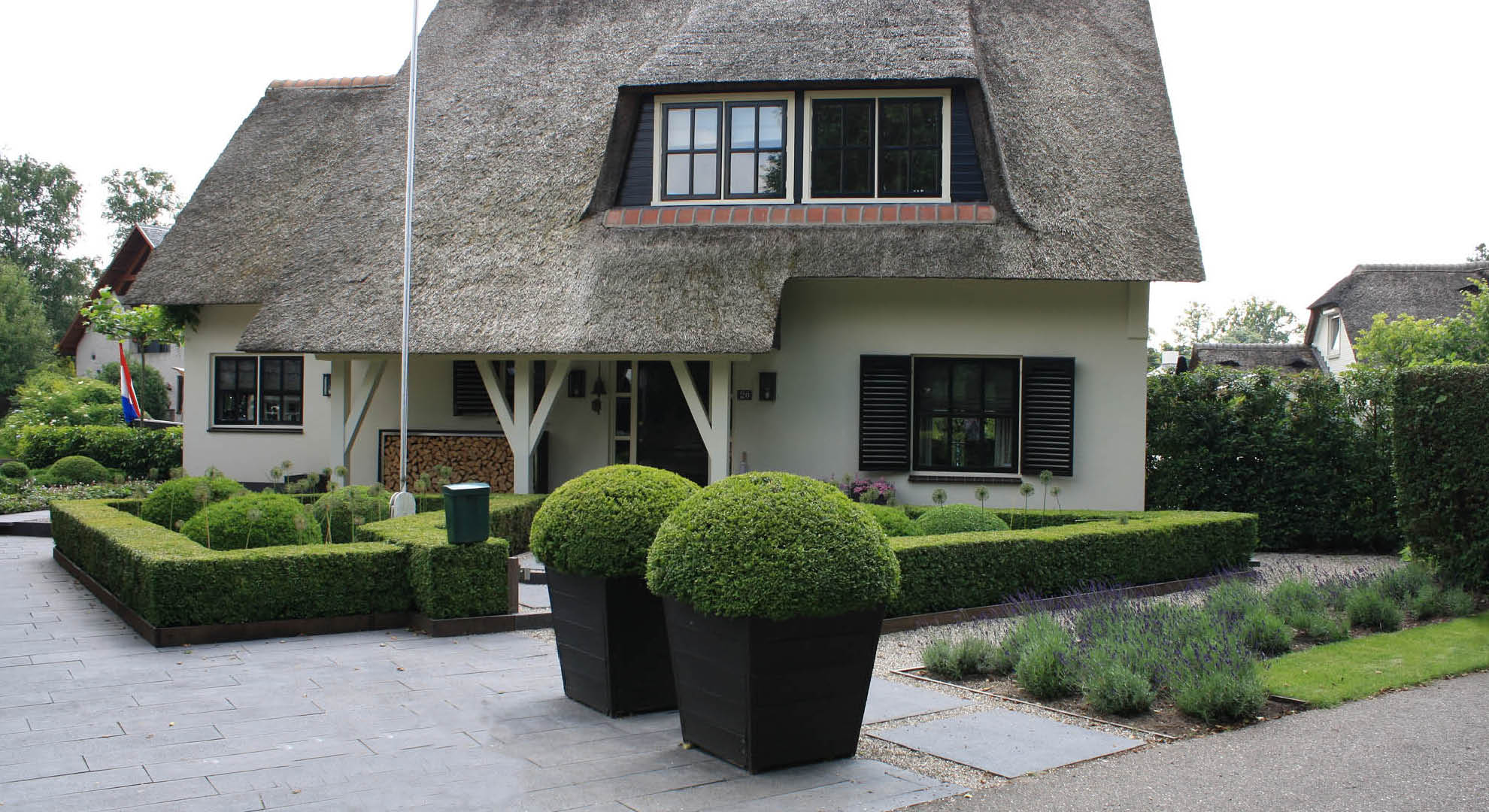 Villatuin aan de plassen - Foto 12