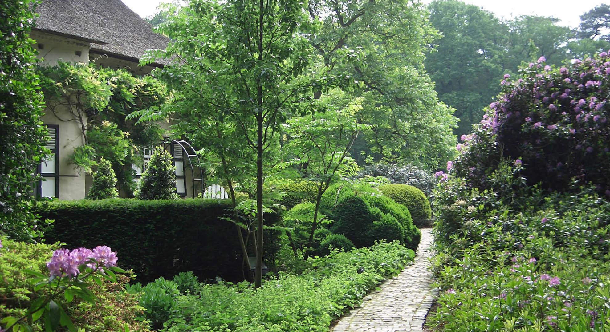 Villatuin in bosrijke omgeving - Foto 8