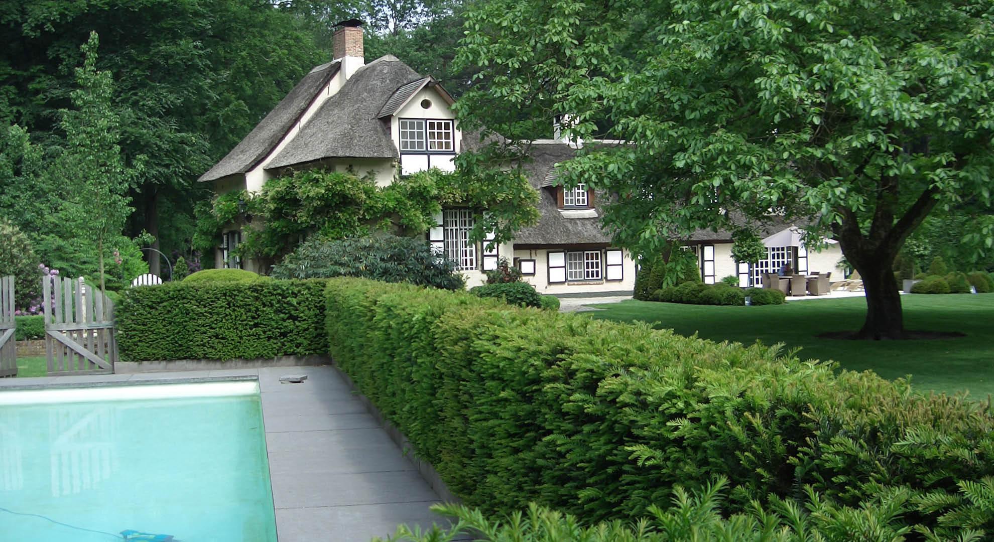 Villatuin in bosrijke omgeving - Foto 11